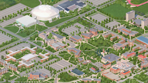 UNI Campus Map Link