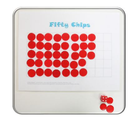 Fifty Chips Cover Up