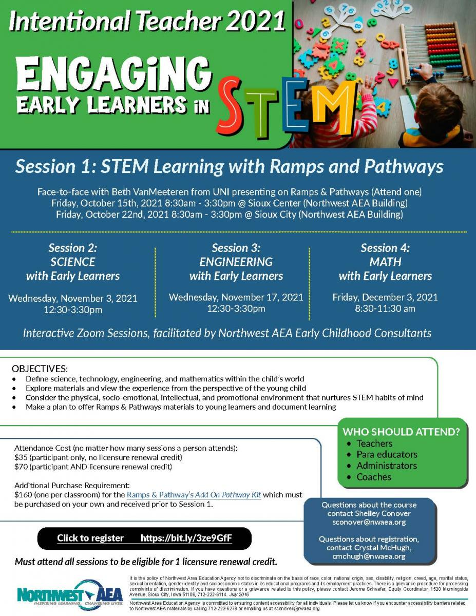 Intentional Teacher 2021 Engaging Early Learners in STEM