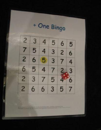 Plus One Bingo