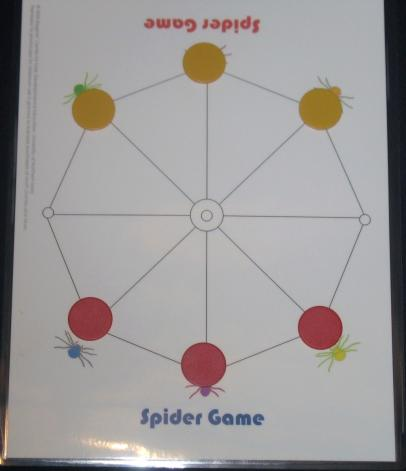 The Spider Game