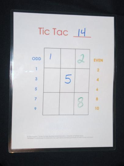 Tic Tac Total
