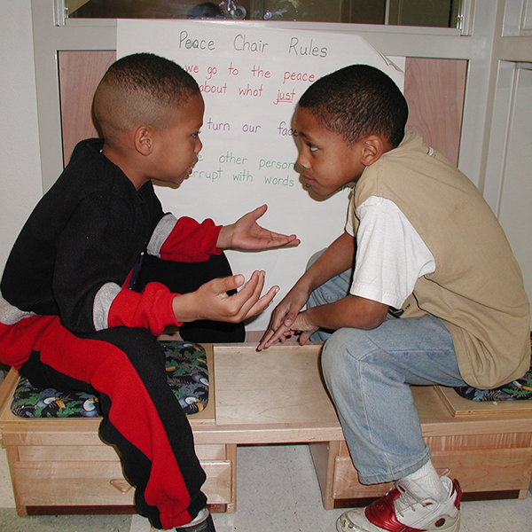classroom community conflict resolution