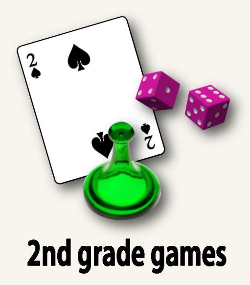2nd grade games