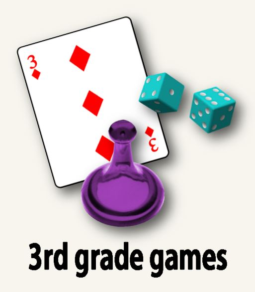 3rd grade games