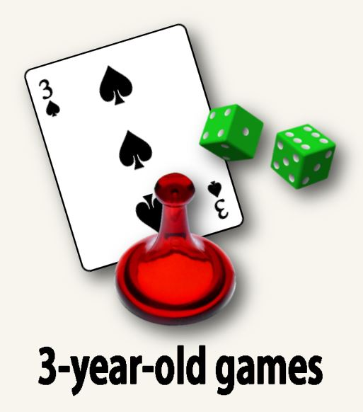 3-year-old games