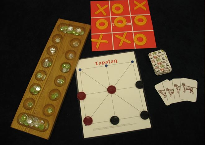 Games for first grade