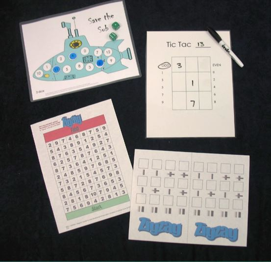 Games for second grade