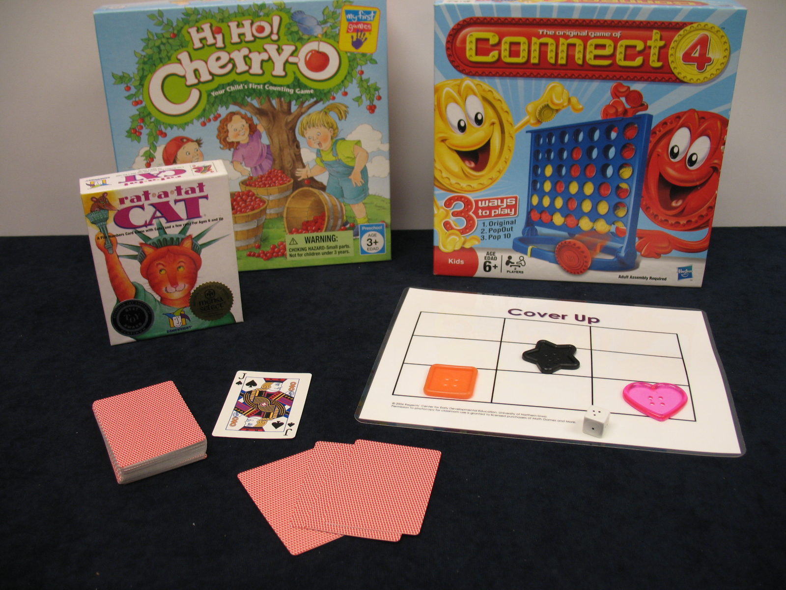 Games for 4-year-olds