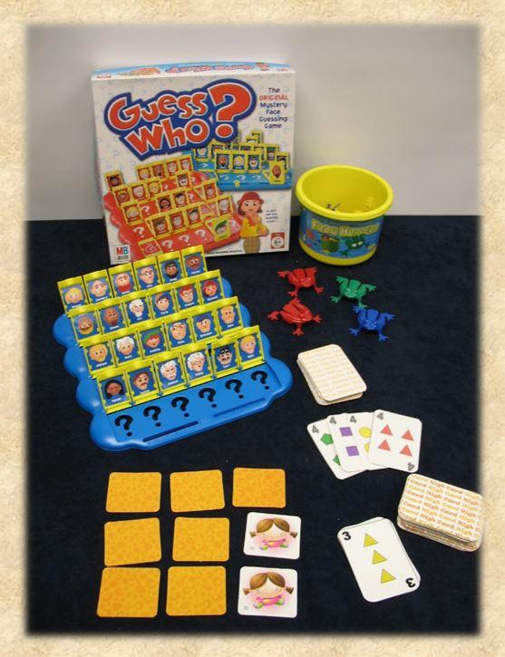 Games for kindergarten
