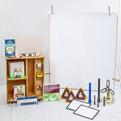 Light and Shadow Classroom Kit