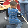 Problem solving and persistence in action