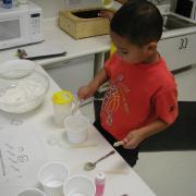 getting ingredients
